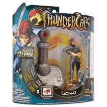 Thundercats Boneco Lion Deluxe- Bandai