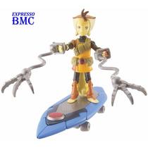 Wilykat Figura Articulada De 7cm Thundercats Bandai #33006