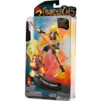 Boneco Thundercats Cheetara Articulado 15cm Bandai Oficial