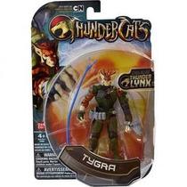 Tygra Boneco Articulado 10 Cm - Thundercats Sunny Bandai
