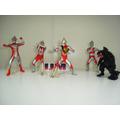 Ultraman Gesura Ace Gaia Mebius E Powered