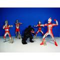 Ultraman Gesura - Ace Gaia Mebius E Zoffy 1