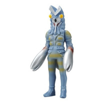 Ultraman Ultra Monster 500 Series N.01 Alien Baltan -bandai
