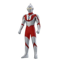 Ultraman Hayata Ultra Hero 500 Series N.01 (bandai Original)