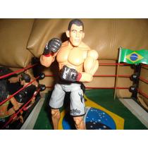 Minotauro Nogueira Wwe Boneco Tna Ecw Ufc Wwf Figura Lutador