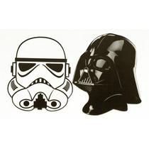 Star Wars - Darth Vader E Stormtrooper