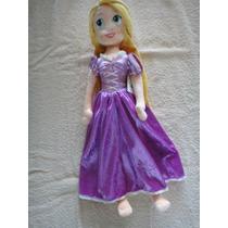 Disney Boneca Pelucia Rapunzel Origjnal Importada Nova Plush