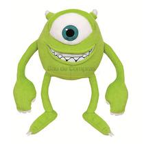 Boneco Pelúcia Disney Mike Universidade Monstros - Original