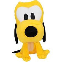 Pelucia Pluto Big Head 32cm Long Jump