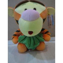 Tigrão Baby - Turma Do Pooh Original Da Disney 28cm
