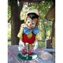 Pinóquio Marionete Musical Grande Disney Raríssimo Natal