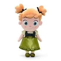 Anna Baby Plush Frozen 35cm Disney Store Original