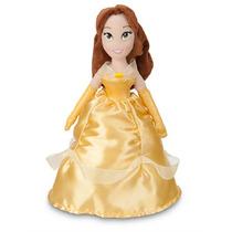 Princesas Disney Boneca Plush 30cm Original Disney Store
