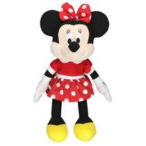 Boneco Pelúcia Disney Minnie Vermelha Grande - Original