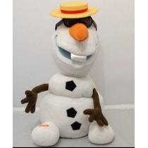 Olaf Interativo Canta E Fala 25cm Frozen Disney