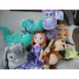 Princesa Sofia A Primeira 6 Bonecos Toda Turma Disney Orig