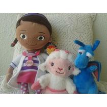 Kit Doutora Brinquedos +amigos Disney +dvd De Presente