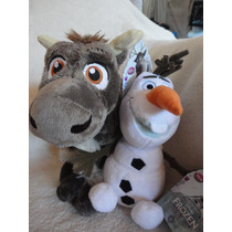 Frozen Sven Baby E Olaf Original Disney Anna Elsa No Br