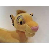 Simba Gigante Pelucia Disney Raro Novo Rei Leão Kimba