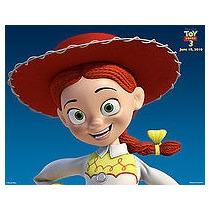 Pelúcia Jessie Toy Store Disney -original Long Jump+brinde