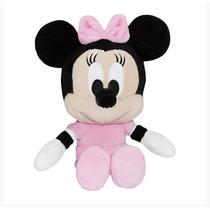 Pelúcia Minnie Big Head - Disney Long Jump Original