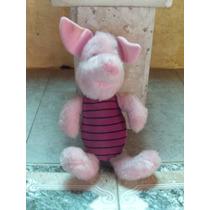 Pelúcia Leitão Amigo Urso Pooh Puff Disney Festa Porco 3