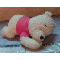 Pelúcia Urso Pooh Puff Disney Sega Decoração Festa