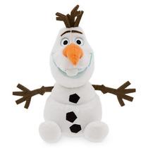 Boneco Pelúcia Disney Olaf Frozen - 20cm 100% Original