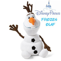 Boneco Pelúcia Disney Olaf Frozen - Licenciado E Original