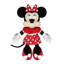 Boneco Pelúcia Disney Minnie Turma Do Mickey - Original