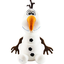 Boneco Pelúcia Disney Olaf Frozen Original Filme Desenho