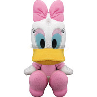 Pelúcia Disney Baby Margarida Big Head Turma Do Mickey