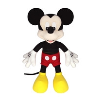 Boneco Pelúcia Disney Mickey Turma Do Mickey - Original