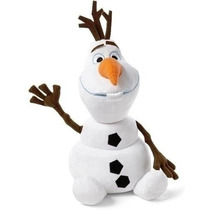 Boneco Pelúcia Frozen Olaf Disney 40 Cm Pronta Entrega