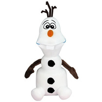 Boneco Olaf Pelúcia Pronta Entrega 40cm Frozen Disney