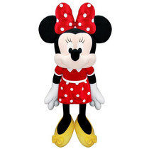 Boneca De Pelúcia Minnie Mouse Disney Infantil Long Jump