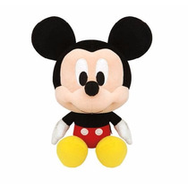 Pelúcia Disney Mickey Turma Do Mickey Baby Big Head Original