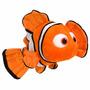 Nemo Boneco De Pelúcia Original Disney Store 24 Cm