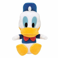 Pelúcia Disney Donald Turma Do Mickey Baby Big Head Original