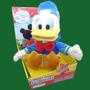 Pato Donald Com Mecanismo Pelucia Disney Multikids Br114