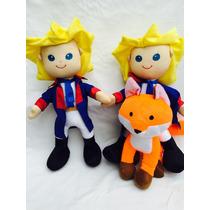 2 Pequeno Príncipe E 1 Raposa Kit