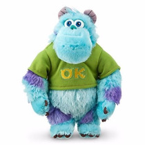 Sulley De Universidade Monstros Pelucia Original Disney 22cm