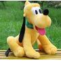 Boneco Pelucia Cachorro Pluto Original Disney Pronta Entrega
