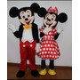 Minnie!! Fantasia, Mascote, Personagem Vivo!!