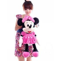 Minnie Rosa Ou Vermelha Ou Mickey De 70cm