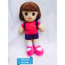 Dora Aventureira De Pelucia