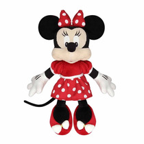 Pelúcia Minnie 30cm Disney Original Long Jump