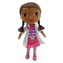 Boneca Pelúcia Dra. Brinquedos Original Disney