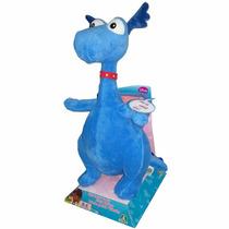 Pelucia Dragão Valentim 20cm Dra Brinquedos Com Som Disney
