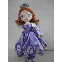 Princesa Sofia A Primeira 1 Boneca Pelúcia Org Disney